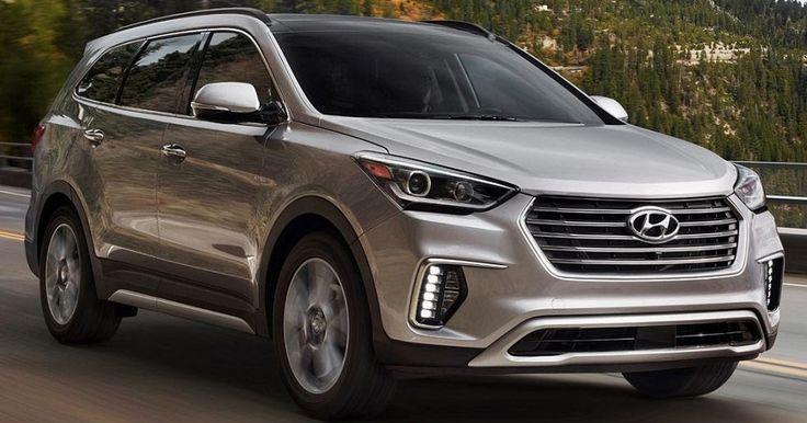 2018 Hyundai Santa Fe Sport Gains New Value Edition #Hyundai #Hyundai_Santa_Fe