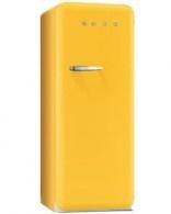 Frigo Smeg jaune vu dans Secret Story 7 #SS7
