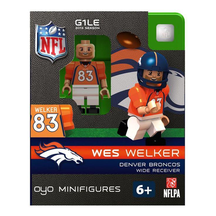 OYO Denver Broncos - Wes Welker