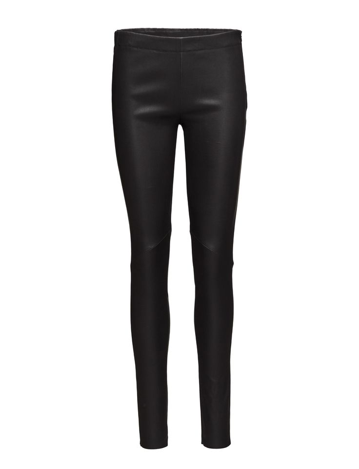 DAY - 2ND Marley Side zip closure Skinny fit Stretch fabric Cool Excellent quality and fit Timeless Leather leggings Leather leggings
