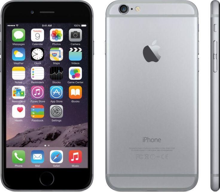 Unlocked Apple iPhone 6 PLUS 4G LTE 16GB GSM SmartPhone T-mobile AT&T Verizon #mobile #verizon #smartphone #plus #apple #iphone #unlocked