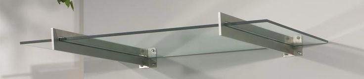 Moderne Vordächer aus Glas direkt ab Werk online bestellen
