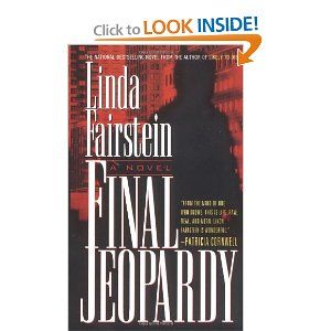 I have read all of these, too.  Written by Linda Fairstein, a former D.A. for New York, these books can be a little intense.  However, it's the characters which keep me coming back.