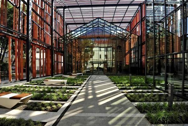 Centrum kultury w Krakowie. Małopolski Ogród Sztuki
