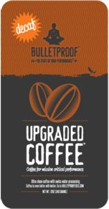 Upgraded™ Decaf Coffee - Coffee for Mission Critical Performance