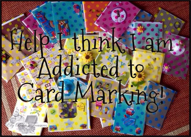 Cards for sale handmade from $2 ea Elly Baba's Treasures