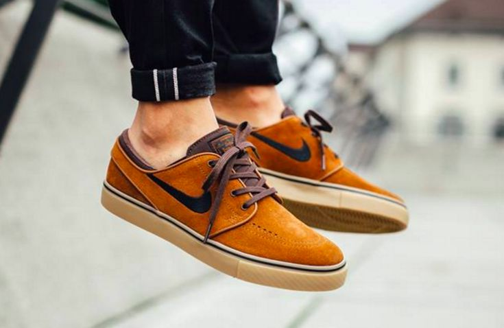The Nike SB Zoom Stefan Janoski Hazelnut Is Perfect For Fall