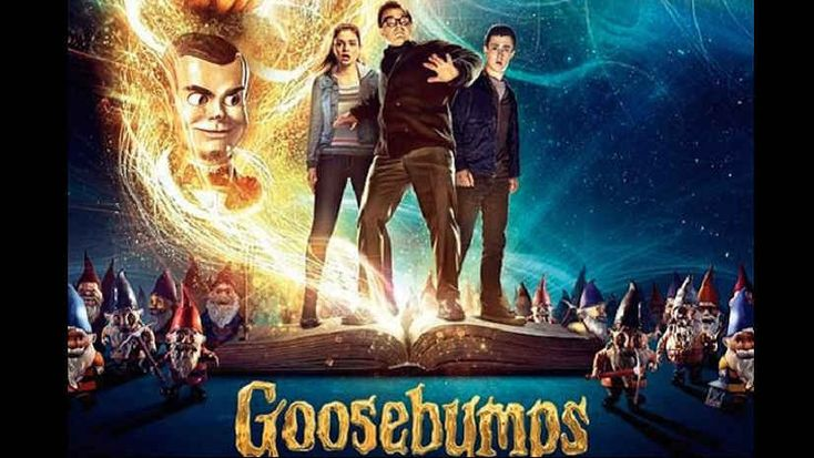 Goosebumps 2 Wendi McLendon-Covey, Ken Jeong, Chris Parnell reportedly join cast of upcoming scarefest