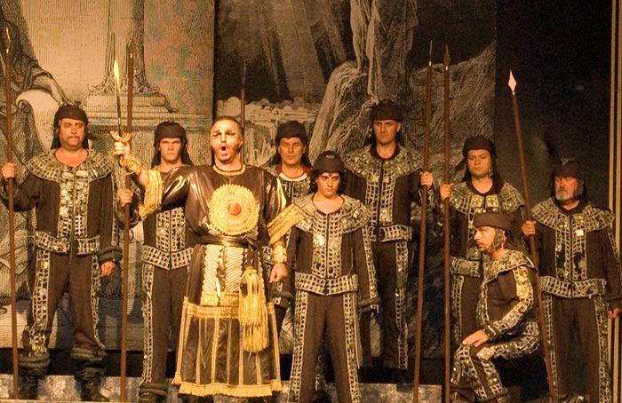 Nabucco – Oper von Giuseppe Verdi am 05.01.2015 um 20:00 Uhr