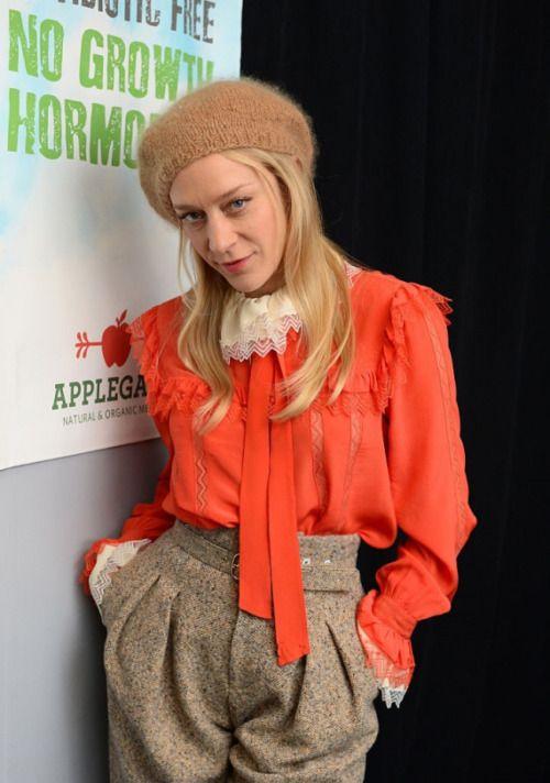 Chloe Sevigny at Sundance 2016