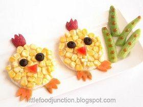 Corny Little Chicks