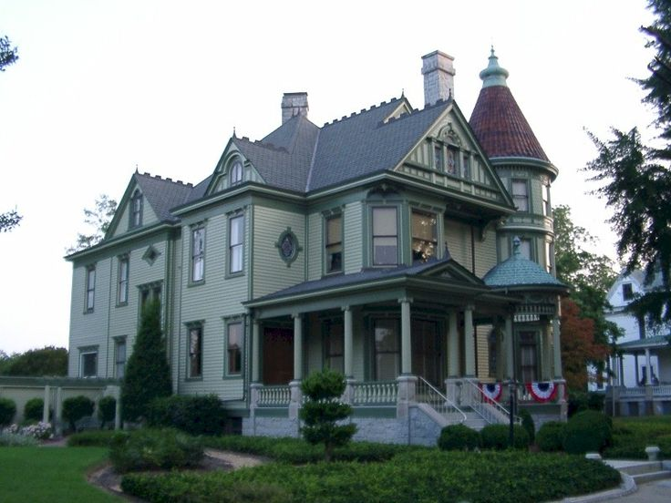 Pembroke Decatur Gwaltney House Victorian Queen Anne Smithfield Virginia 1901