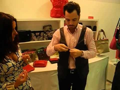 TFWA 2013 - TINTAMAR Product update (part 2) with Robin Stienberg, National Critics Choice