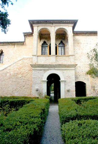 Casa di Francesco Petrarca,            Arqua Petrarca (PD)