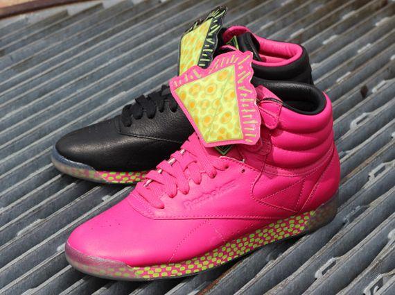 I NEED THESE NOW - Reebok Freestyle Hi - SneakerNews.