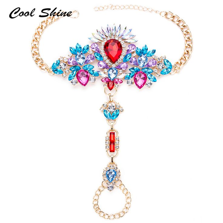 US $4.76     Buy Jewelry At Wholesale Prices!     FREE Shipping Worldwide     Buy one here---> http://jewelry-steals.com/products/coolshine-colorful-sexy-summer-bohemian-beach-foot-jewelry-women-boho-beach-ankle-barefoot-chain-jewelry-for-women-party-wedding/    #bracelets