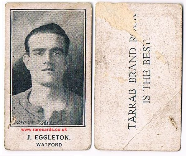 1926 cigarette card.
