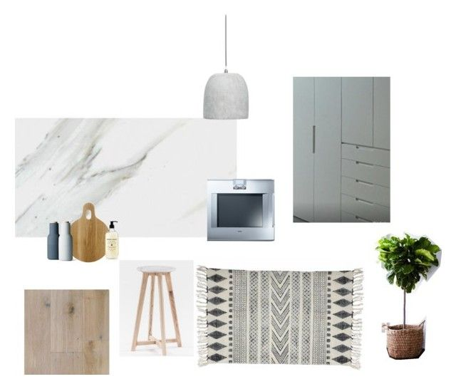 """""""Kitchen 2"""" by wood-leanne on Polyvore featuring interior, interiors, interior design, home, home decor, interior decorating, Sagaform, House Doctor and kitchen"""
