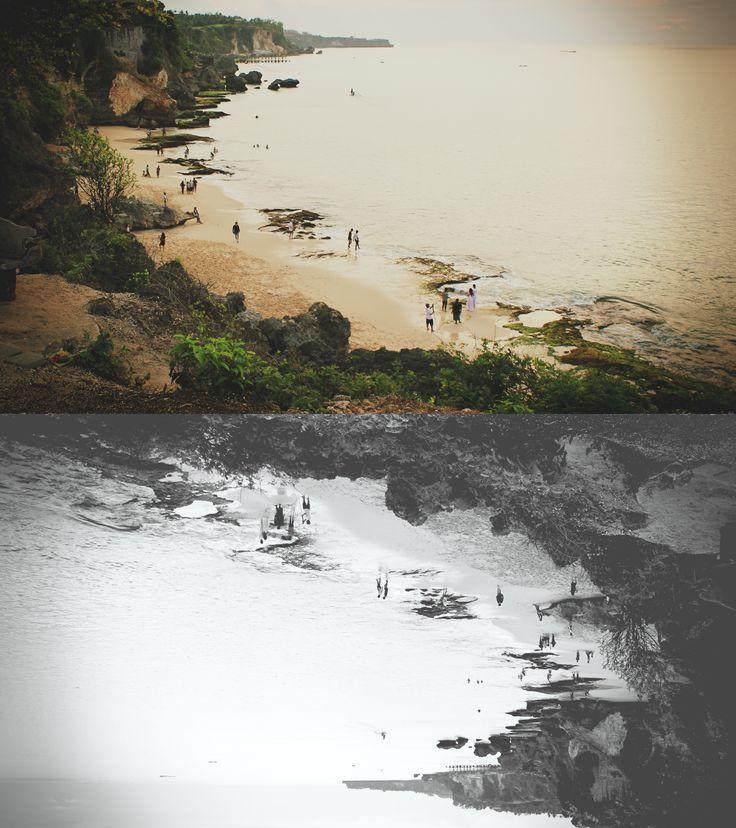 Bali's Beach by Ieuan Andalver Noble