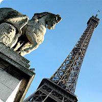 Paris - Lucerne - Milan - Venice - Florence - Rome- Customizable Itinerary