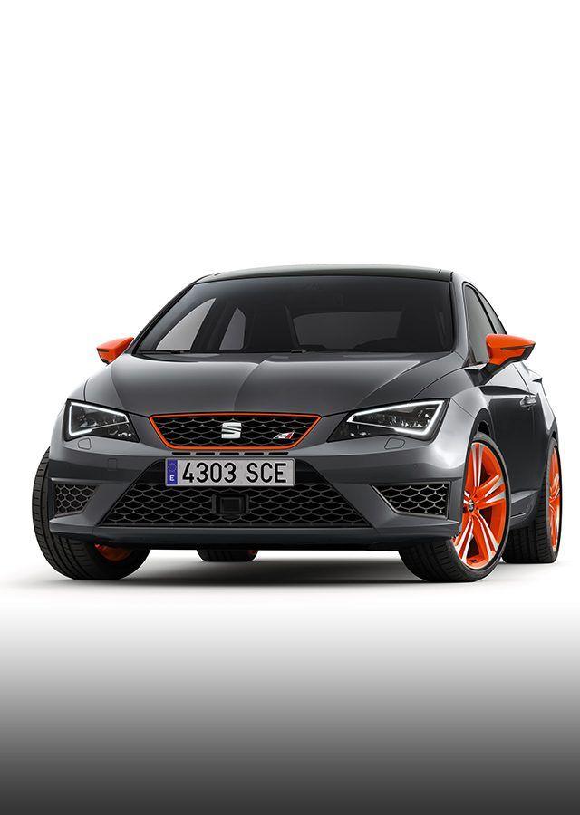 SEAT Leon Cupra sport car