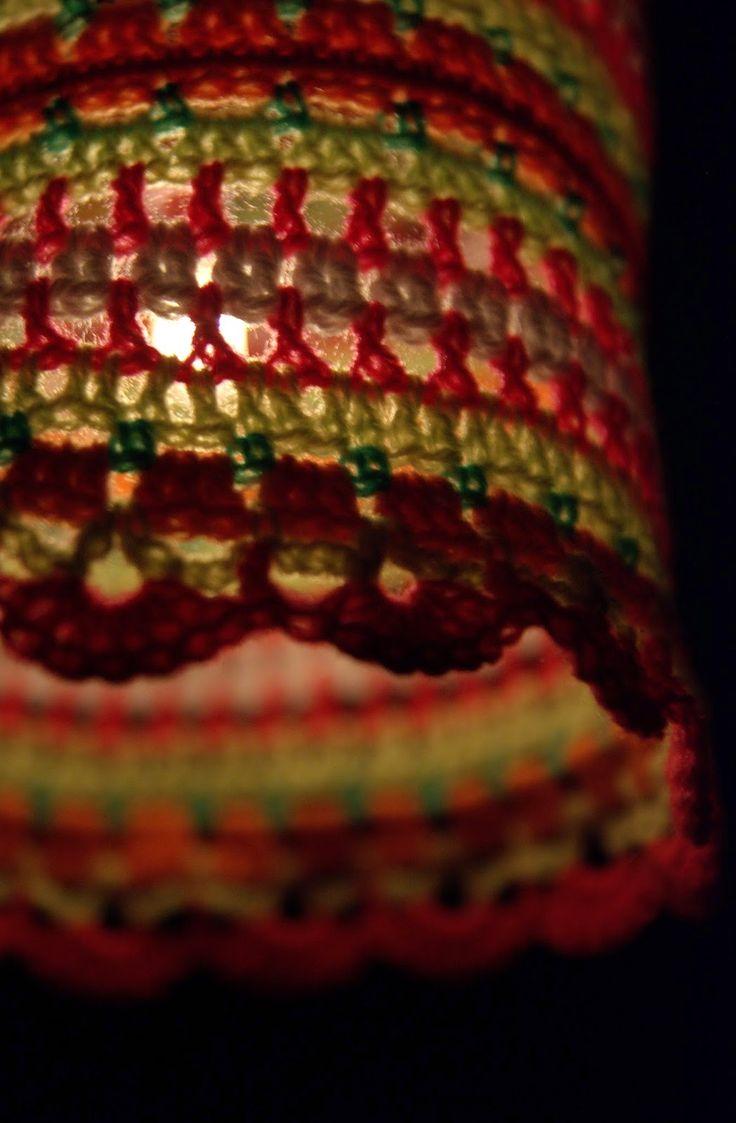 Lifestyle & Creations: Lampion haken