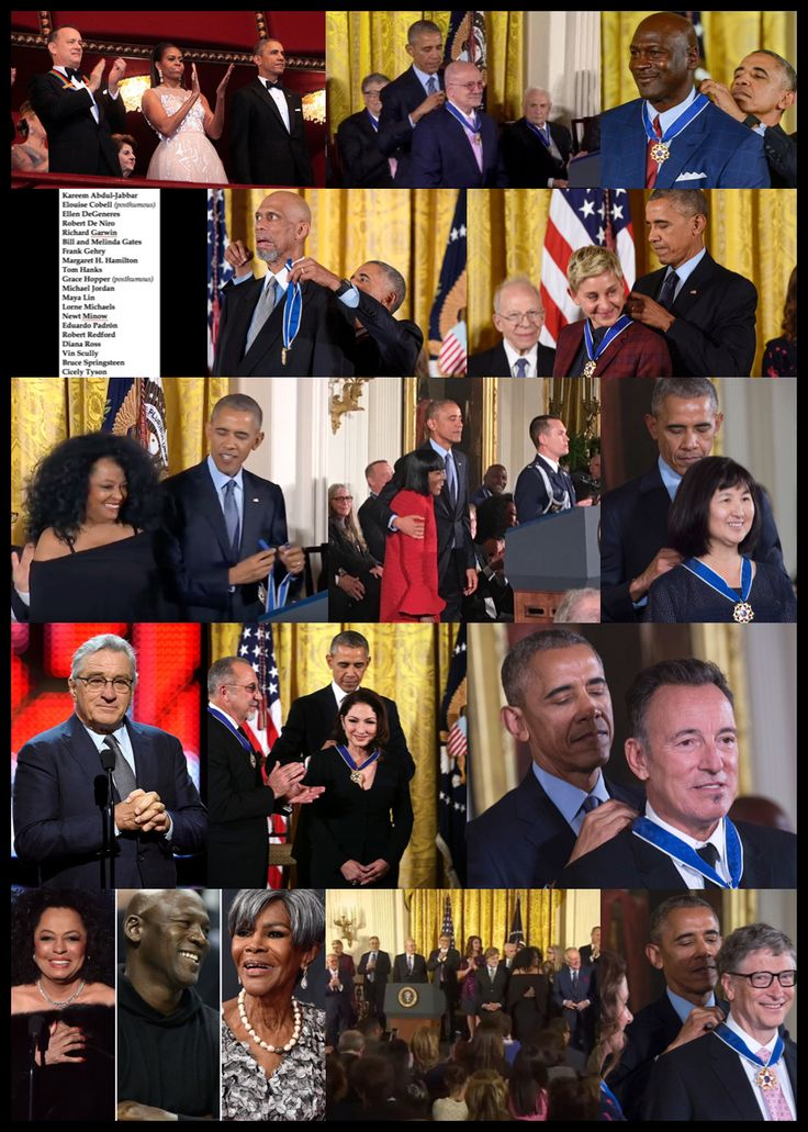 36 best presidential medal of freedom 44th president of for Presidents and their home states