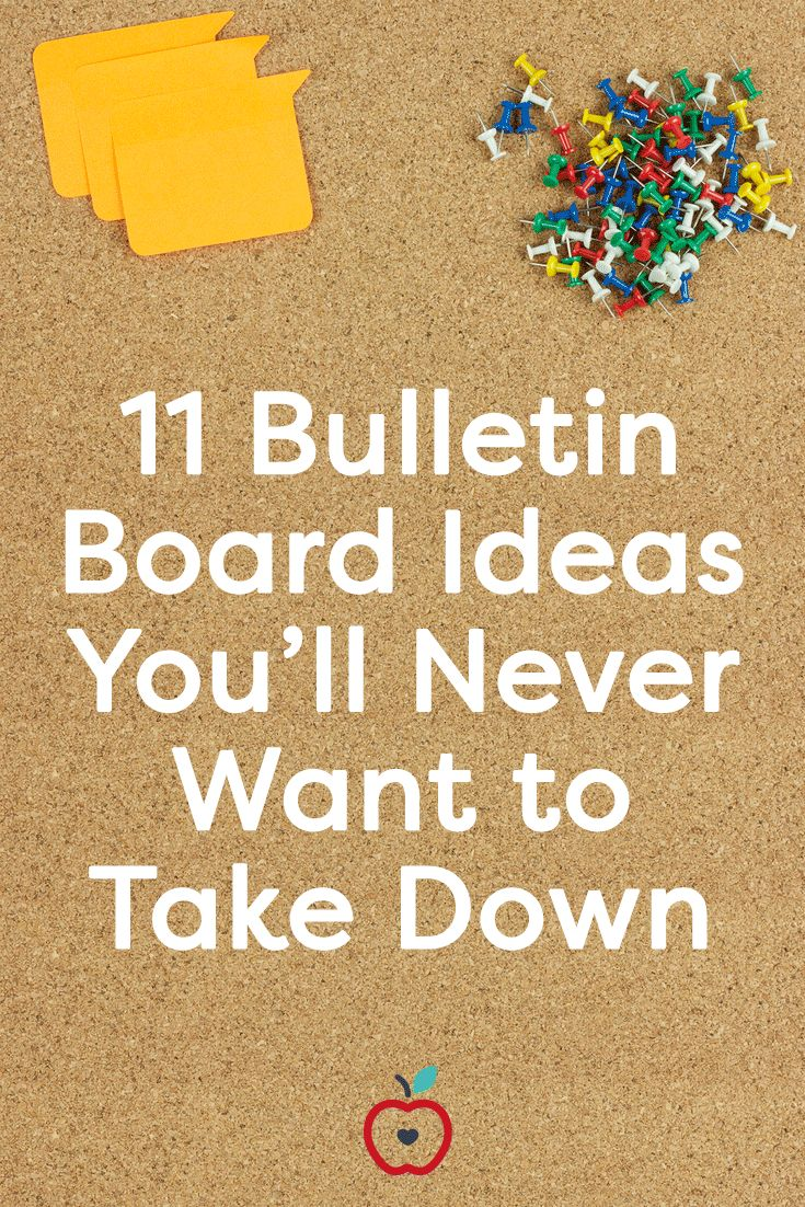 Teachers are a creative bunch, and they're not afraid to show it! These bulletin boards are perfect examples - and guaranteed to make your room the one every teacher wants to copy.
