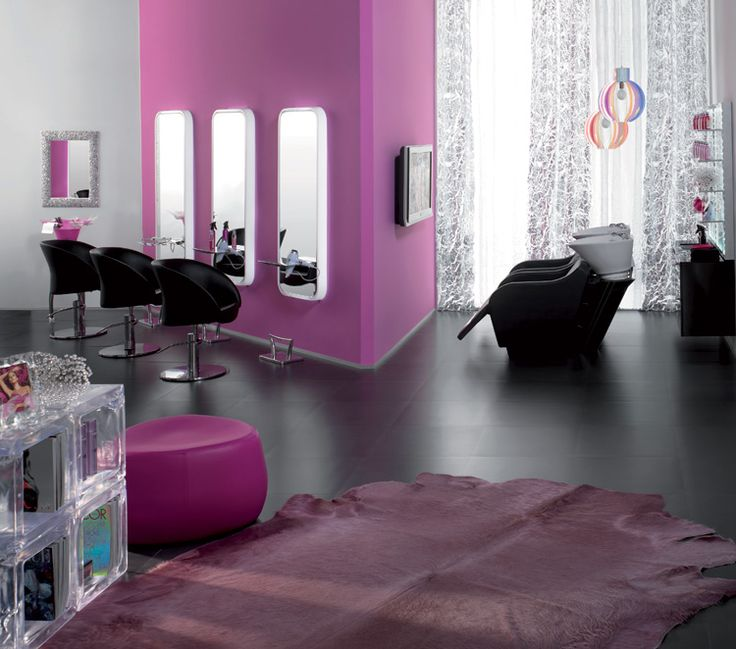 72 best perruqueria images on Pinterest Hair salons, Beauty salons