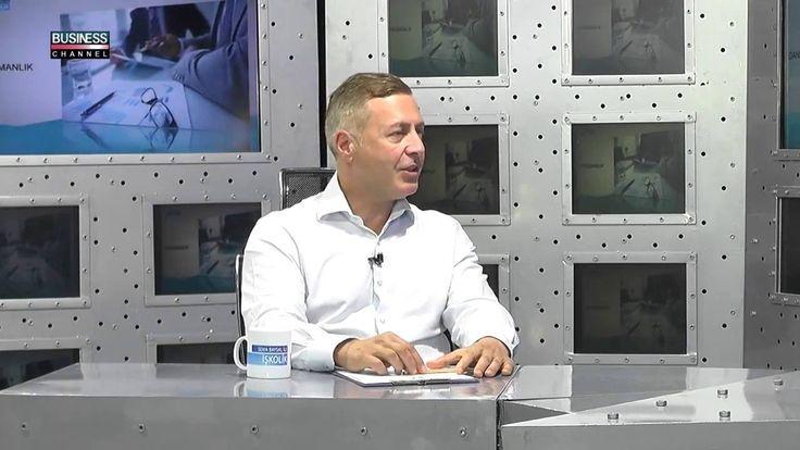 Özhan Atalay Firmalarda Kar Arttırma Stratejileri - İşkolik Business Channel Türk