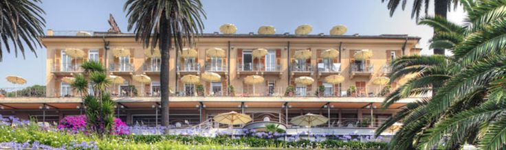 Picture perfect Italian Riviera. Have stayed here twice and will again!