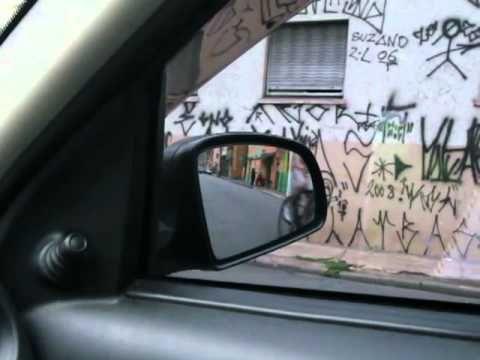 Como eliminar o ponto cego do carro ajustando espelhos retrovisores - YouTube