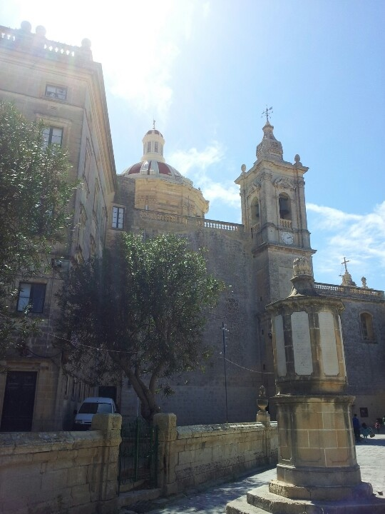 St Paul's church, Rabat