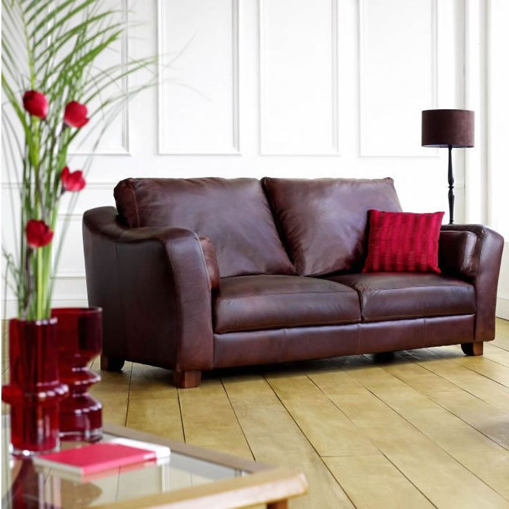 Eamont 2 Seater Leather Sofa U2013 Next Day Delivery Eamont 2 Seater Leather  Sofa