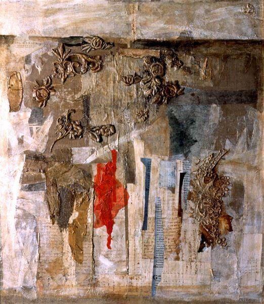 Exposition Art Blog: Collage art Teresa Rudowicz
