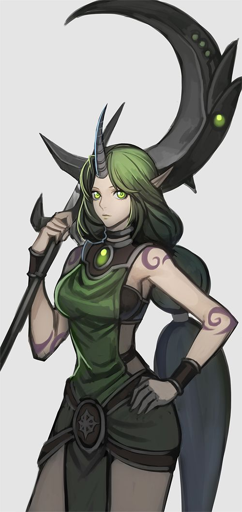 Soraka League of Legends gathered by http://how2win.pl
