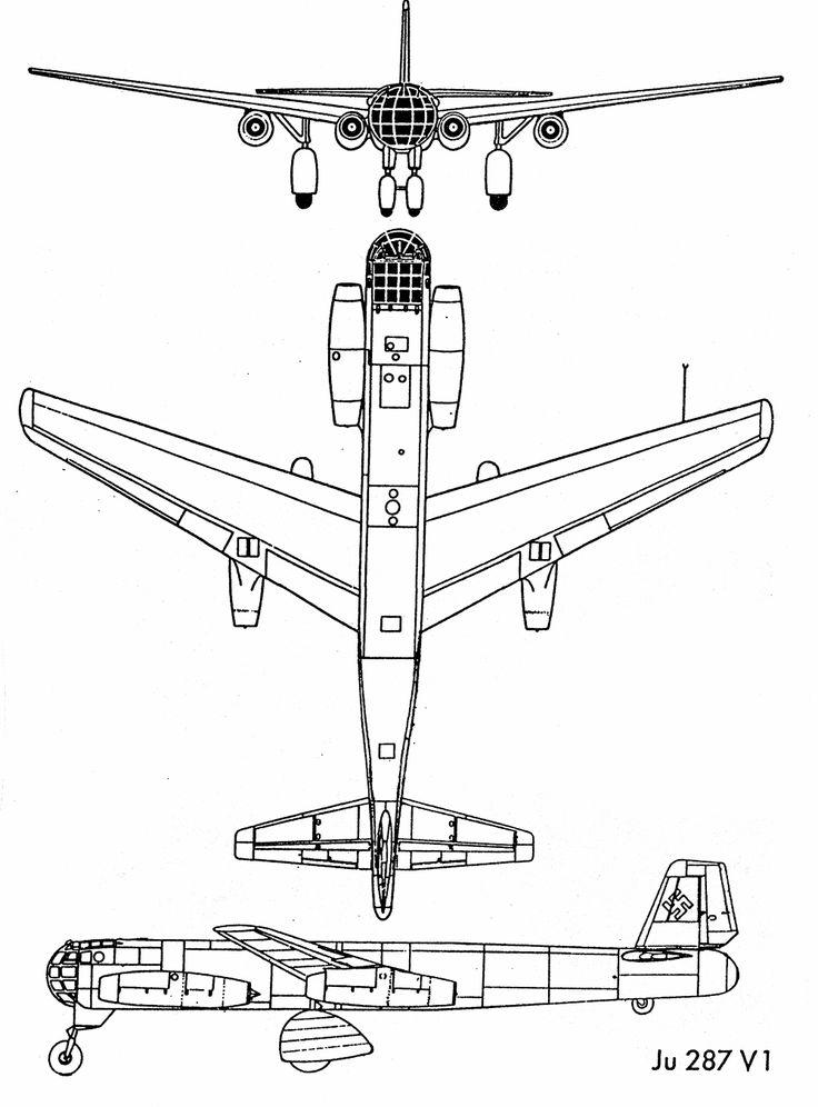 Ju.287V-1