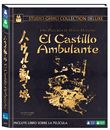 El castillo ambulante. Blu - Ray + Dvd + Libro.