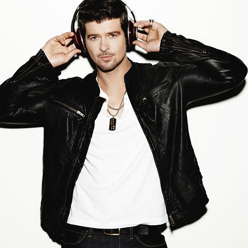 Robin Thicke #thicke I love his new song called Blurred Lines. It's the best!