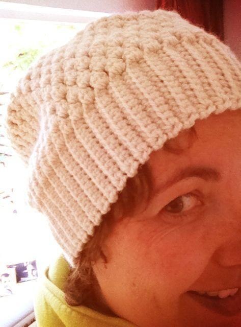 #crochet slouchy #hat