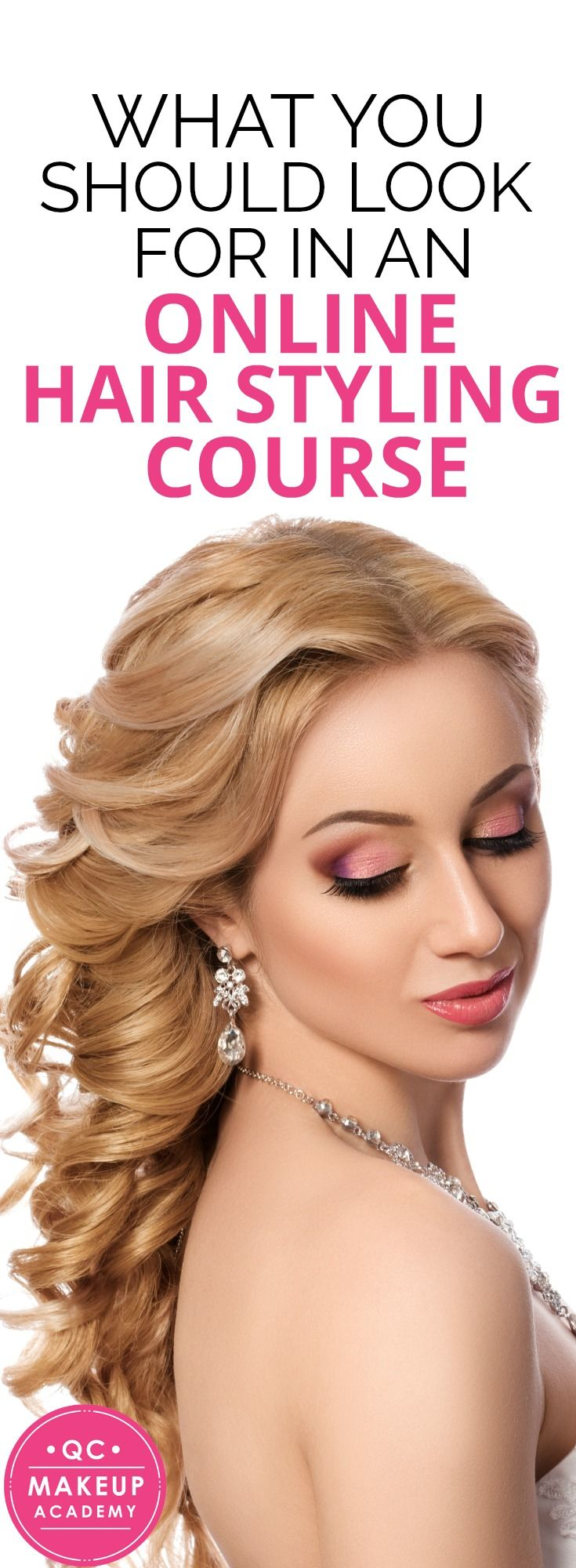 Online Hair Styling Course Interesting The 25 Best Online Makeup Courses Ideas On Pinterest  Online .
