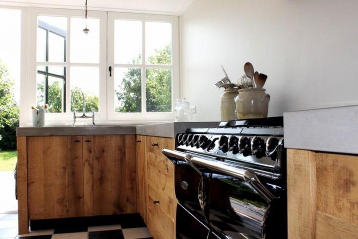 Keuken Industriele Smeg : Kleine industriele keuken top gallery of kleine industriele