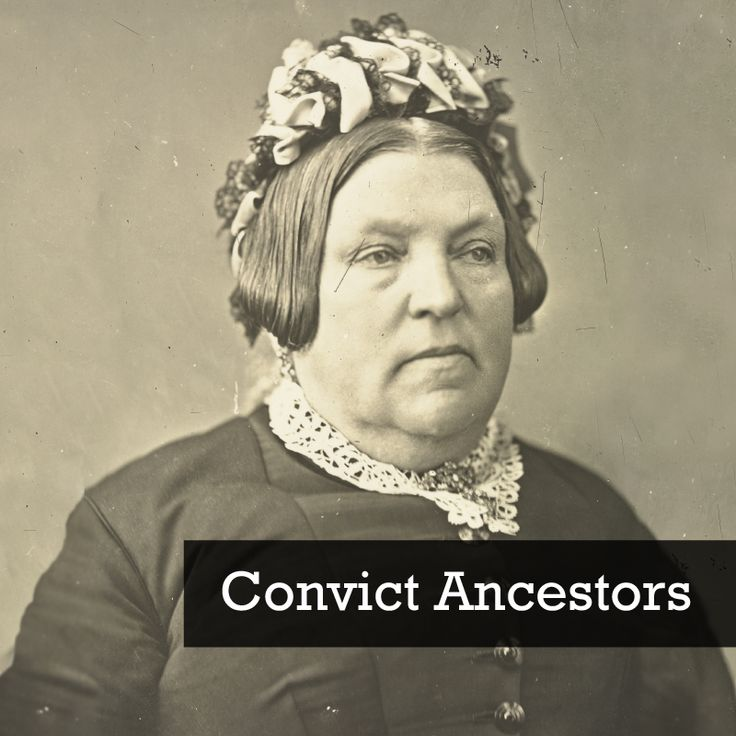 Discover Your Convicts Ancestors With UTAS - Genealogy & History News