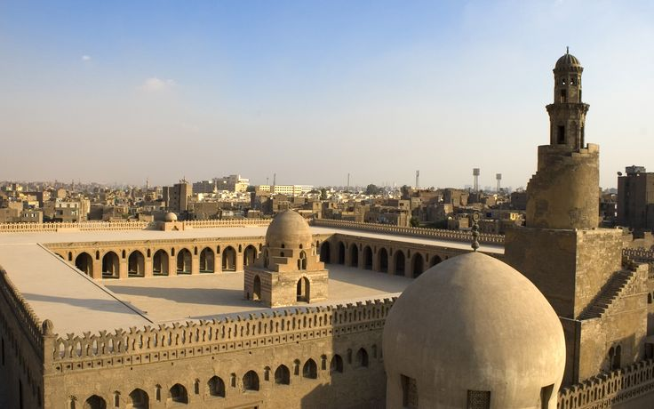 Ibn Tulun Mosque / http://www.shaspo.com/cairo-short-break-holidays-egypt-holidays / Explore Old Cairo attraction with Cairo Short Breaks
