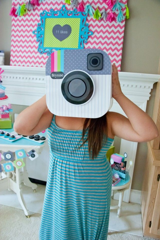 1000+ Ideas About Instagram Party On Pinterest