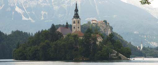 Vakantie in Slovenië? Het Meer van Bled en de Julische Alpen