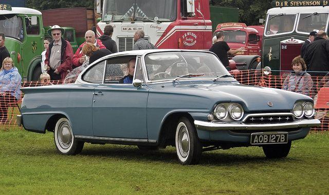 consul capri | 1964 Ford Consul Capri 116E AOB127B | Flickr - Photo Sharing!