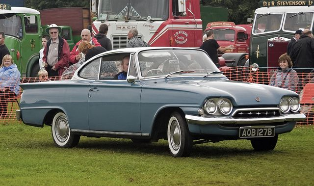 consul capri | 1964 Ford Consul Capri 116E AOB127B | Flickr - Photo Sharing!