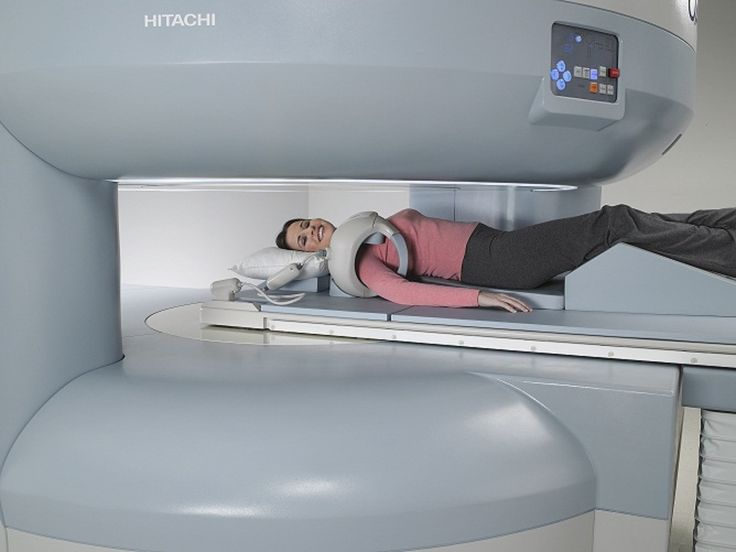 As You Can See A Person Who Is In Our High Field Open Mri