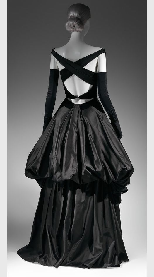 Charles James evening gown, 1948